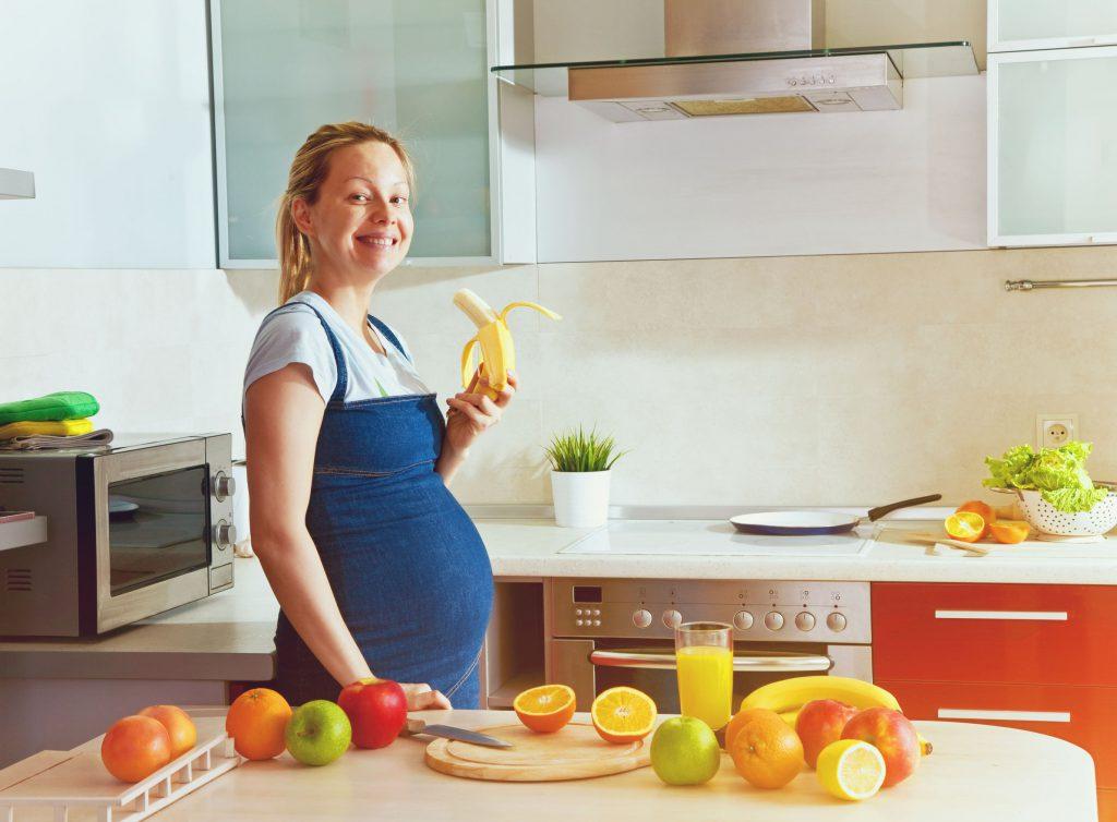 Можно ли беременным кушать бананы